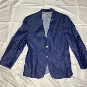 Tommy Hilfigure Suit Blazer Coat 42S 2 Buttons